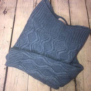LOFT Blue Sweater